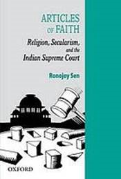 Ronojoy Sen book cover