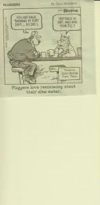 Pluggers cartoon
